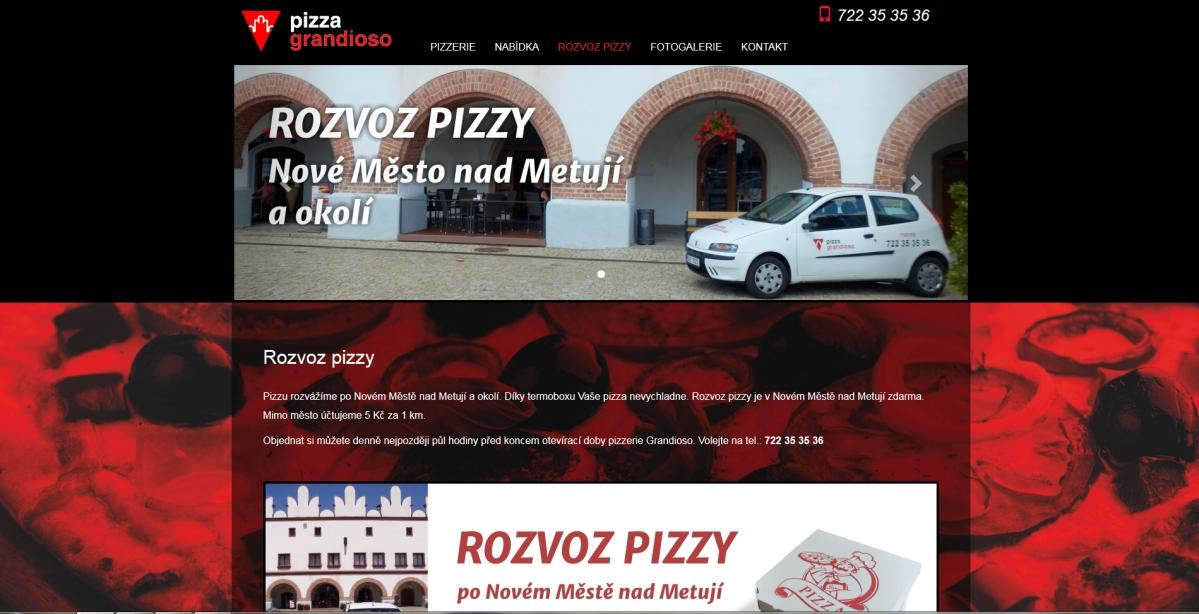 webové stránky - grandioso 3